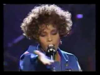 Whitney Houston - Star Spangled Banner (Live@Welcome Home Heroes Concert)