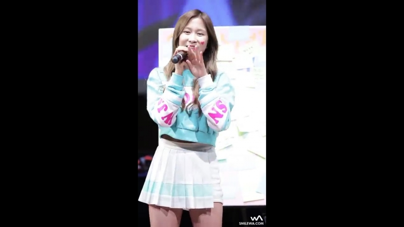[Fancam] 160402 HabJeong Fansign @ Daeyoung