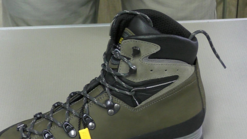 Ботинки для альпинизма Asolo TREKKER GV.MTS
