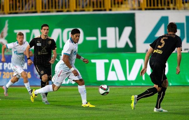 Халк вошел в пятерку самых результативных легионеров российского футбола