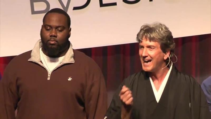 Un-Stuck- David Shaner at TEDxGreenville