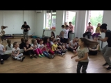 Танцы Evangelina & IMO
