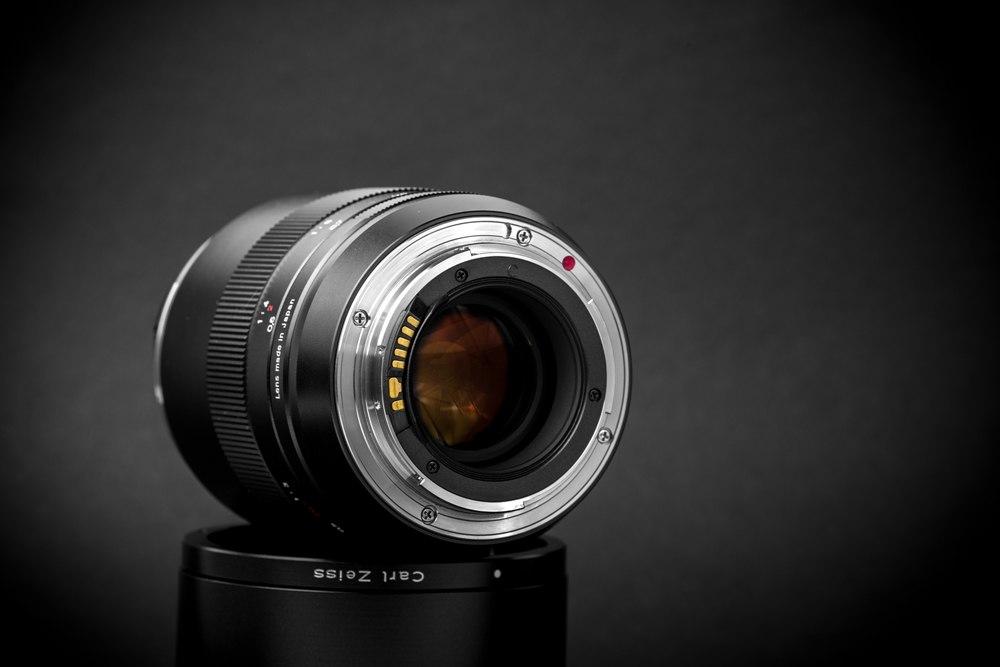 Купить Carl Zeiss MAKRO-PLANAR T* 2/100 mm ZE для Canon цена 1300$