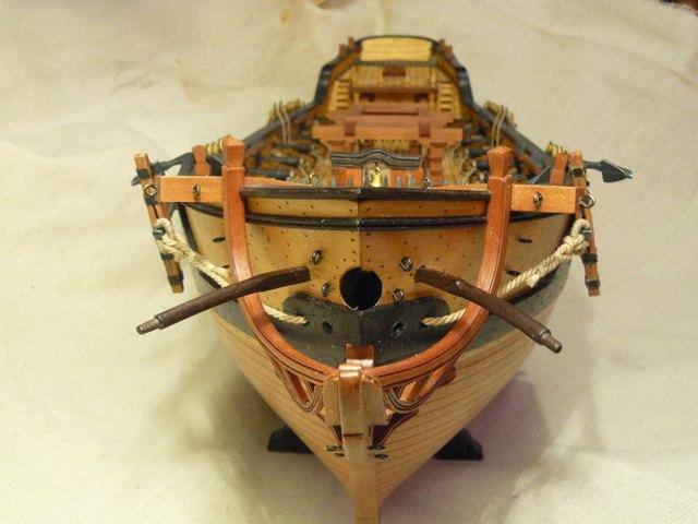 """Собирательный образ пиратского корабля """"CORSAIR"""" масштаб 1:80 фирмы OCCRE KZJzT3Qk76s"""