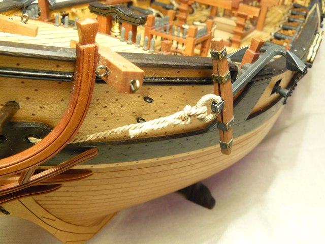 """Собирательный образ пиратского корабля """"CORSAIR"""" масштаб 1:80 фирмы OCCRE MY2nslcNznE"""