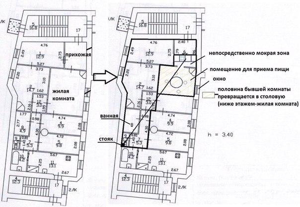 КВАРТИР /Мурманск/, трубы