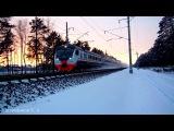 Электропоезд ЭД4М-0453
