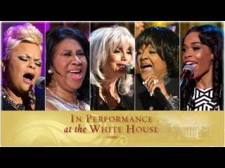 In Performance at the White House: The Gospel Tradition 2015