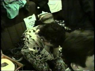 АукцЫон  В гримёрке  Май 1990  УСЗ Дружба, Лужники