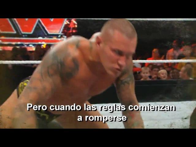 WWE Canción Subtitulada de Randy Orton- Voices (HD)