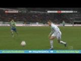 Обзор матча: Аугсбург - Вольфсбург 0-0. Бундеслига 28 ноября.