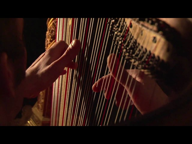 Franz Liszt - Consolation No. 3 - Sylvain Blassel, harp