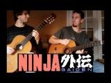 Ninja Gaiden 1 &amp 2 - Medley - Super Guitar Bros