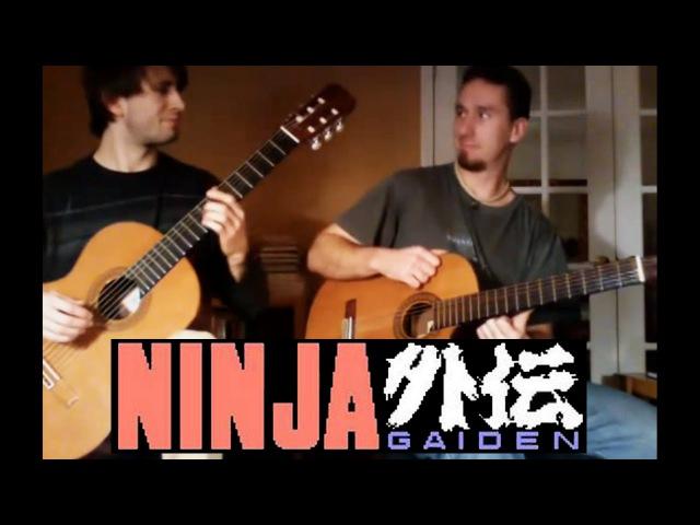 Ninja Gaiden 1 2 Medley Super Guitar Bros