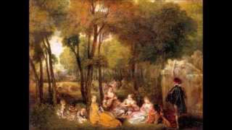 В. А. Моцарт Соната №12 Фа-мажор (исп. Д. Баренбойм)