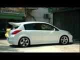 Nissan Tiida Versa Latio Tuned Part 2