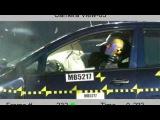 Crash Test 2011 Nissan Tiida  Versa  Latio (Full Frontal) NHTSA