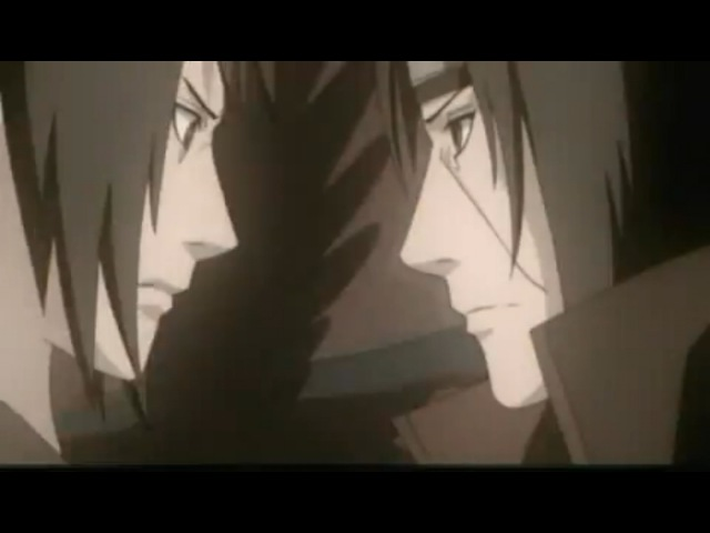 Amv Naruto Shippuuden '' ITACHI vs SASUKE '' Rise Against - Dancing For Rain