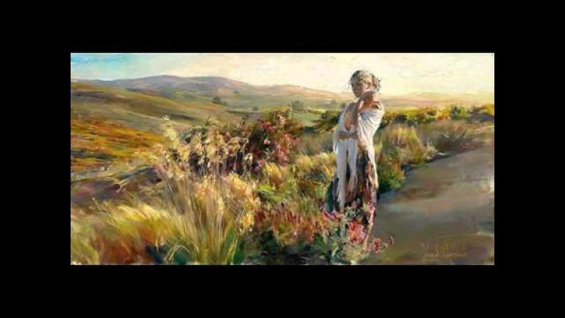 Маланья - стихи Юлии Вихаревой, муз. Игоря Малыгина, исп. Татьяна Ерашова