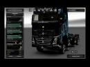 Volvo FH 2012 monstrik для Euro Truck Simulator 2 / обзор грузовика
