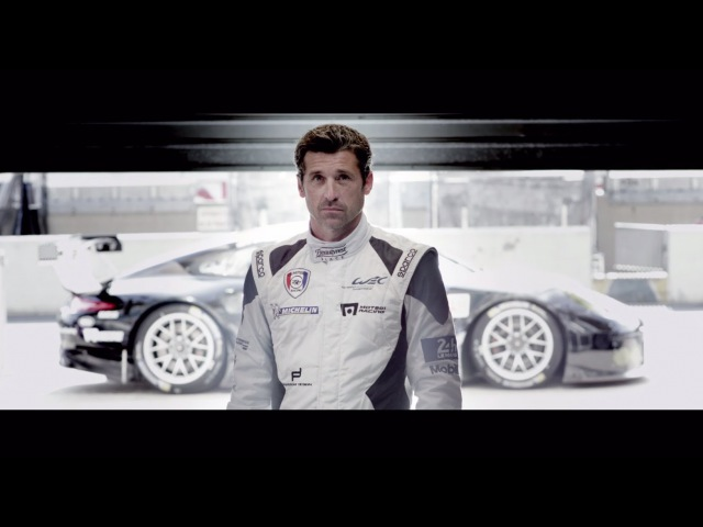 Patrick Dempsey: You are what you fight for