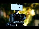 Фотограф порівняв якість 4K-зйомки iPhone 6s і бездзеркальної фотокамери Sony A7R-II