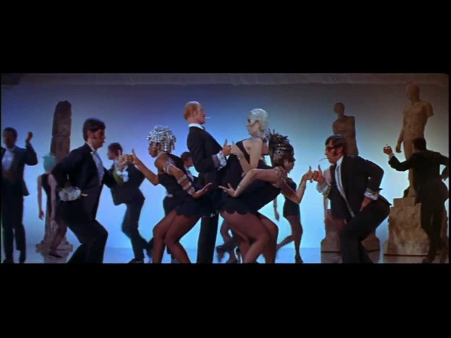 BOB FOSSE choreography - The Rich Man's Frug