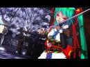MMD Senbonzakura 千本桜 Violin Cover Violin Lindsey Stirling