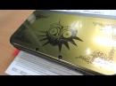 Мини обзор-распаковка New Nintendo 3DS XL Legend of Zelda Majora's mask