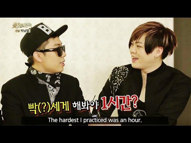 Immortal Songs 2 | 불후의 명곡 2 : TeenTop,100%,HOTSechgodRG,Flower,Hong Kyungmin,Bada,Tim (2013.07.13)