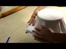 Как обтянуть торт мастикой [6] Я - ТОРТодел!