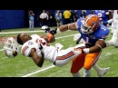 College Football's Biggest Hits and Best Plays Compilation - 2017