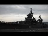 Крейсер Михаил Кутузов, Новороссийский порт