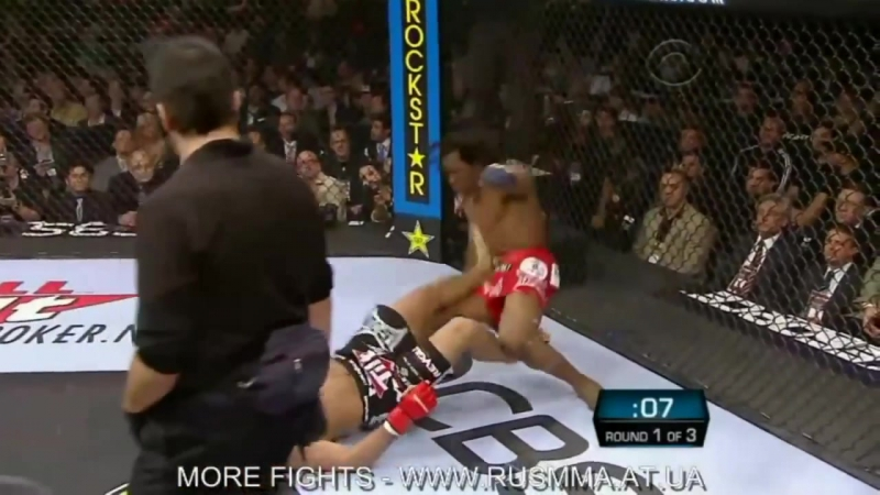 Gegard Mousasi Mega Highlight 2013 - by artkor