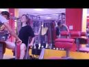 Дівчина Видає Звуки Сексу або Оргазму У спортзалі приколи над людьми, розіграш, Пранк