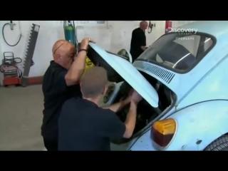 Новая жизнь ретро-автомобилей / Classic Car Rescue:Volkswagen Beetle!