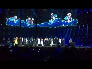 Валерий Меладзе и все звезды - Ночь, накануне Рождества (Полста)