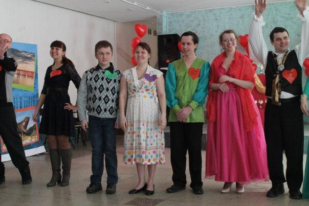 На фото участники конкурса. Представители Соликамской, Нытвенской, Березниковской МО