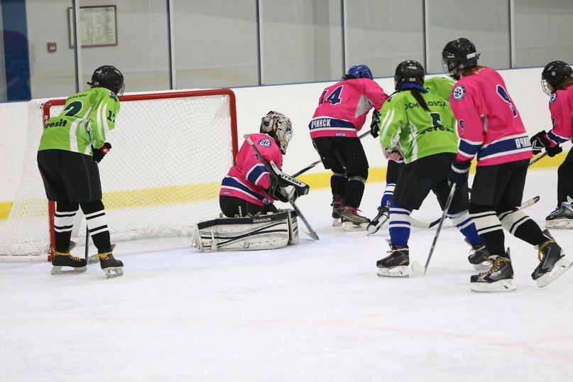 Лига женского любительского хоккея