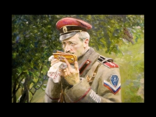Поручик Голицын (исп. А. Малинин)