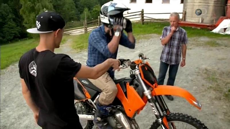 Страсть к моторам Двигатель KTM 125 SX