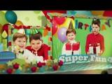 Поздравительный ролик на День рождения ребенка