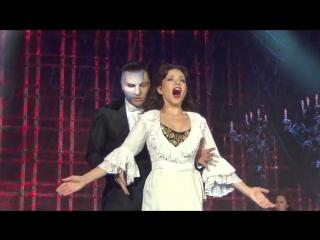 Призрак Оперы - Елена Бахтиярова, Дмитрий Ермак (Московский Бродвей, 6.09.2015)