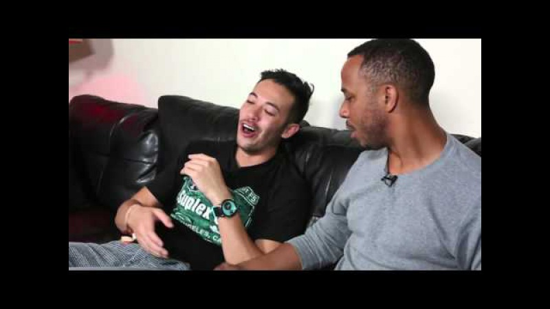 Cross Counter - Mike Ross Gootecks - I Put The Pressure On Him!