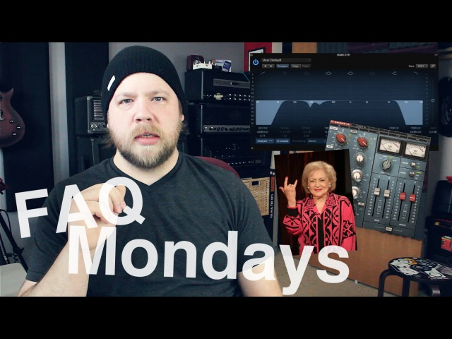 FAQ Mondays: Nicknames, Plugins EVH 5150III's