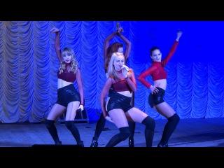 AnimaniA 2015 Domino Game - KissCry 키스크라이 Cover Dance by MDCOV