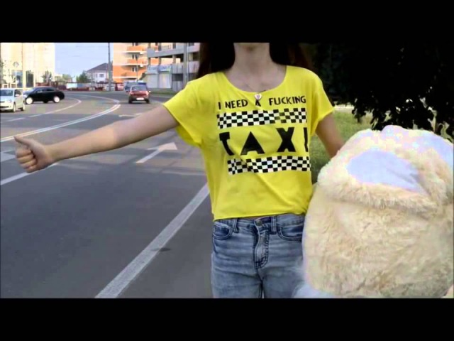 Секс на злобу дня Fucke taxi Foxy Di Busty Алиса Вокс Alisa Vox