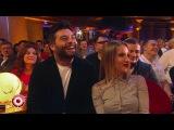 Алексей Чумаков и Юлия Ковальчук в Comedy Club (25.12.2015)