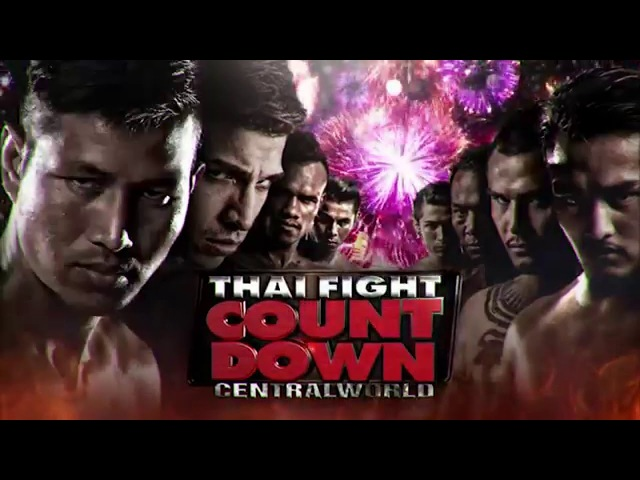 THAI FIGHT 2015 Dec 31 Countdown CTW Iquezang vs Keo Rumchang with song