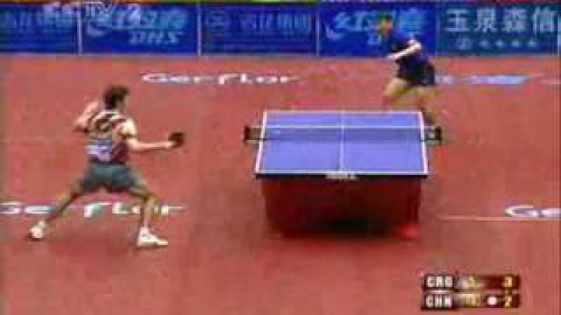 2002 World Cup: Ma Lin vs. Zoran Primorac